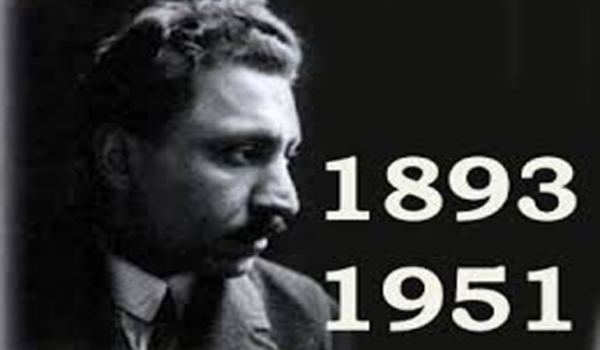 Mîrê zimanê Kurdî Celadet Alî Bedirxan (26.04.1893 Stenbol-15.07.1951 Şam)