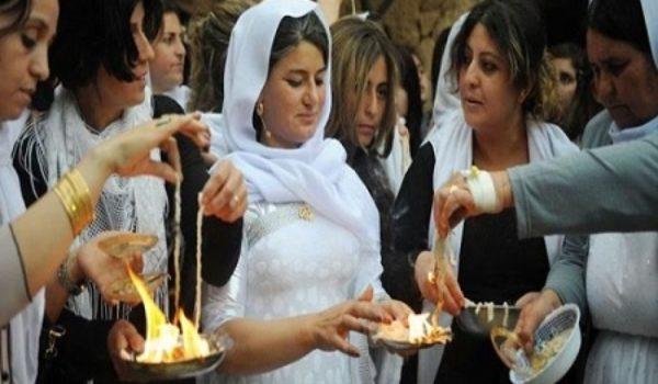 Hikûmet cejna Çilê Havînê li êzidîyên Kurdistan pîroz dike