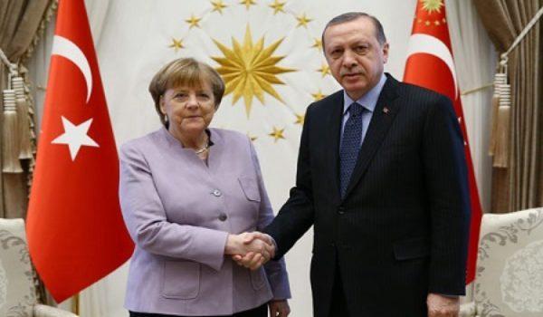 Erdogan muhtacê arikariyê ye diçe Almanya