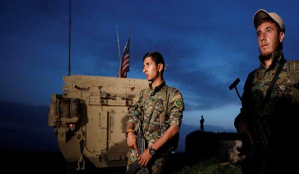 Amerika bi awayek plankirî ji Suriye vedikişe