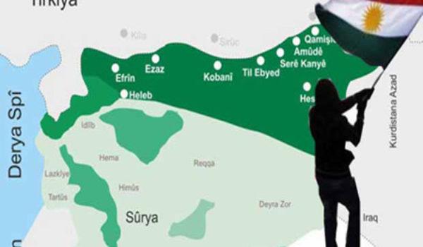 Bandora operasyona rojhilatê Firatê li rojavayê Kurdistanê