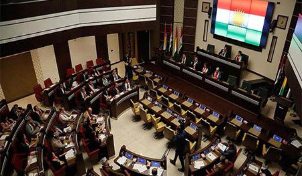 Parlementoyê di derbarê serokatiya herêmê de biryar da