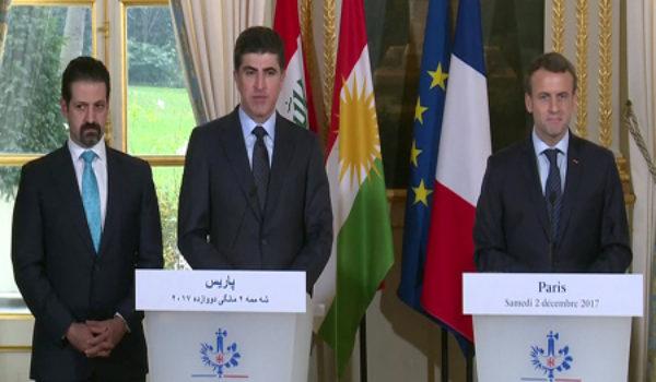 Serdana Parisê hinek aliyên Iraqî dilteng kiriye