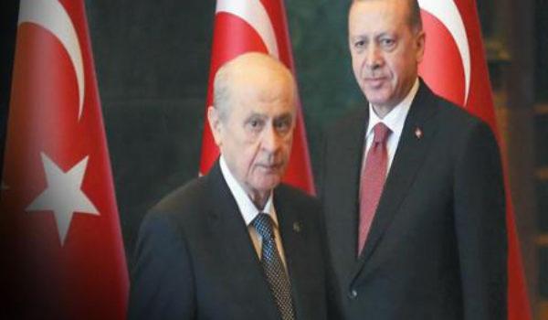 Berendamê Bahçelî Erdogan e