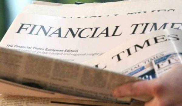 Financial Times: AKP di nava metirsiyekî de ye