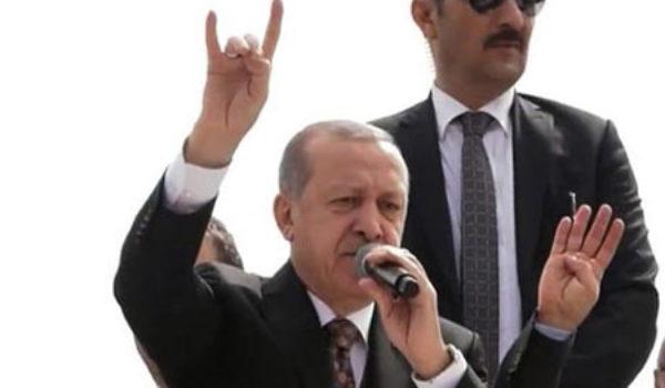 Erdogan ber bi kûve diçe?