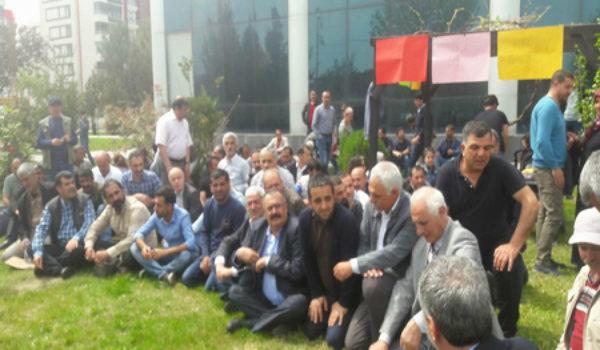 Partiyên kurd pişgirî dan karkeran