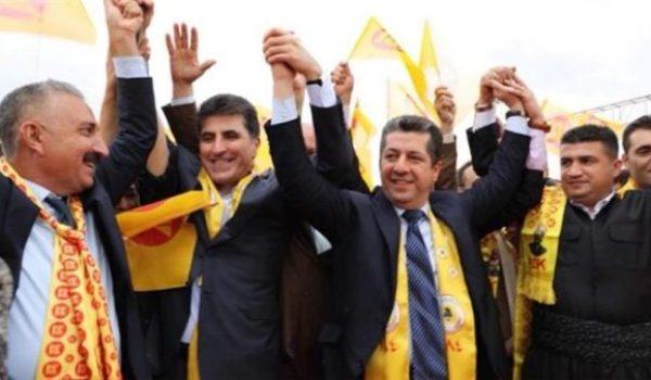 Ji bo parastina xaka Niştiman, deng bide Partiya Demokrat a Kurdistan