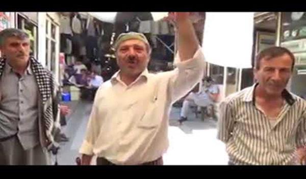 Behsa cevherî milêtê kurd dike(Vîdeo)