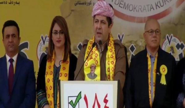 Berjewendiyên PDKê berjewendiyên Kurdistanê ne
