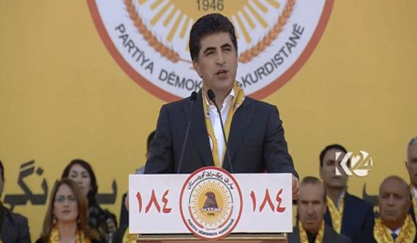 Heta PDK hebe, dê xelkê Kurdistanê  parastî be