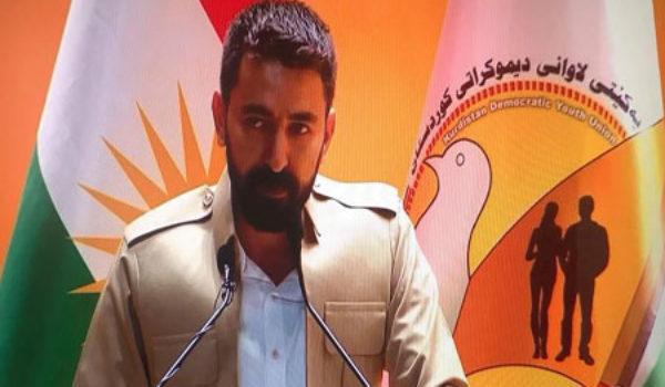 Peyama Ciwanên Kurdistanê gihand serok Barzani