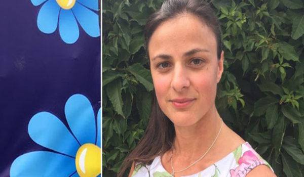 """Sara Seppälä: """"Ez SD:yî me û bi kurdbûna xwe serbilind im"""""""