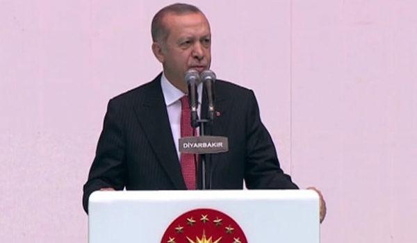 Erdogan : 7 zarokên me şehid bûne