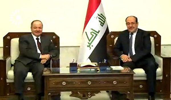 Malikî: Barzanî li ser serxwebûna Kurdistanê  rijd e
