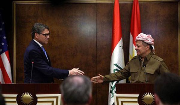 Dahatûya peywendiyên Amerîka û Kurdistanê