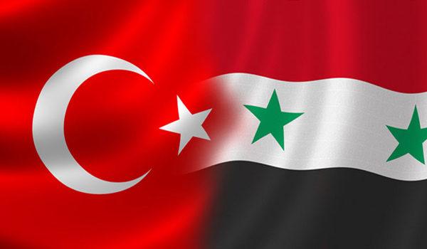 Tirkiye û rejima Şamê tên himber hevûdin