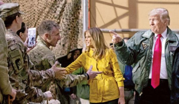 Bi awayek nehînî serdana Iraqê kir