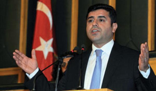 Demirtaş berendamê HDPê yê Serokkomariya Tirkiyeye